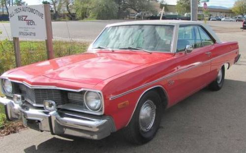 1975 Dodge Dart Swinger Slant V6 For Sale In Fort Collins Colorado