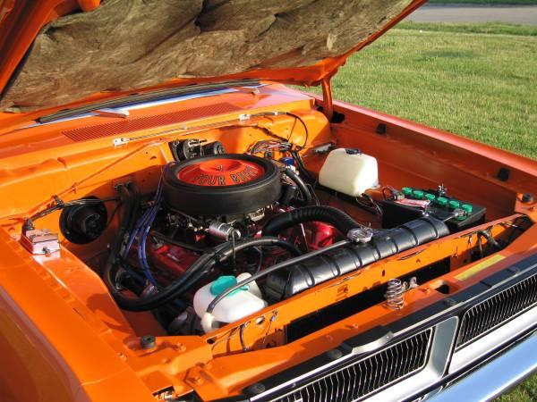 1969 Dodge Dart Swinger w/ 1970 Front End For Sale in