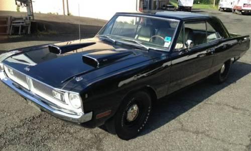 1970 Dodge Dart Swinger 340 4-Speed For Sale in Berkeley ...