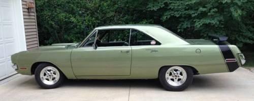 1970 Dodge Dart Swinger w/ 340 4Speed For Sale in ...
