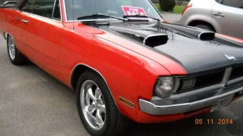 1970 Dodge Dart Swinger 340 5 6l V8 Auto For Sale In