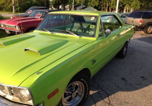Dodge Dart Swinger For Sale in Illinois - Craigslist Ads