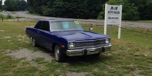 1973 Dodge Dart Swinger For Sale in Athens (Huntsville ...