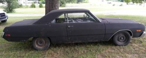 1973 Dodge Dart Swinger Inline 6 Auto For Sale in Dalton ...
