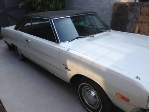 1973 Dodge Dart Swinger 2door 225 Slant 6 For Sale SE ...