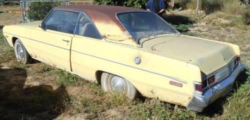 1974 Dodge Dart Swinger 318 5.2L V8 Auto For Sale in ...