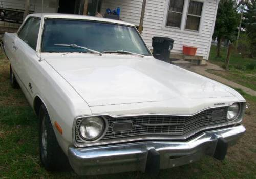 1974 dodge dart swinger for sale by owner in louisville kentucky. Black Bedroom Furniture Sets. Home Design Ideas