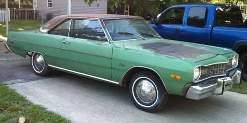 1974 Dodge Dart Swinger Project Auto For Sale In Panama City Florida