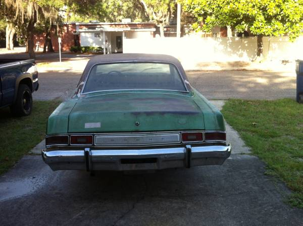 1974 Dodge Dart Swinger Project Auto For Sale in Panama ...