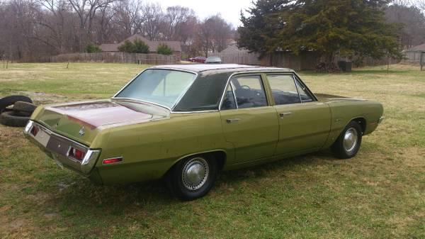 1970-71 Dodge Dart Swinger parts For Sale in Rogers, Arkansas