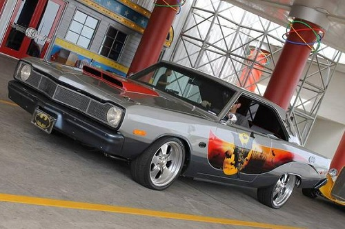 1974 Dodge Dart Swinger 360 Supercharged Blown Sale In Albuquerque Nm