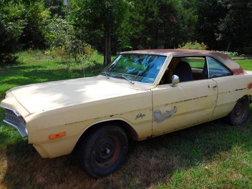 1973 Dodge Dart Swinger v8 318 For Sale in North ...