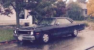 1974 Dodge Dart Swinger For Sale in Tacoma, Washington