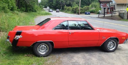 Craigslist Pa Poconos >> 1975 Dodge Dart Swinger High Performance 440 Mopar For ...