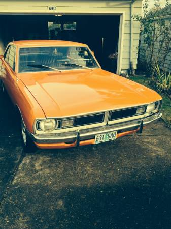 1971 Dodge Dart Swinger 2-Door Hardtop For Sale in ...