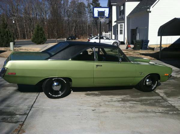 1972 Dodge Dart Swinger 2-Door Coupe For Sale in ...