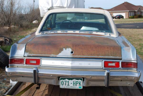 1974 Dodge Dart Swinger 318 V8, Vinyl Top For Sale in ...