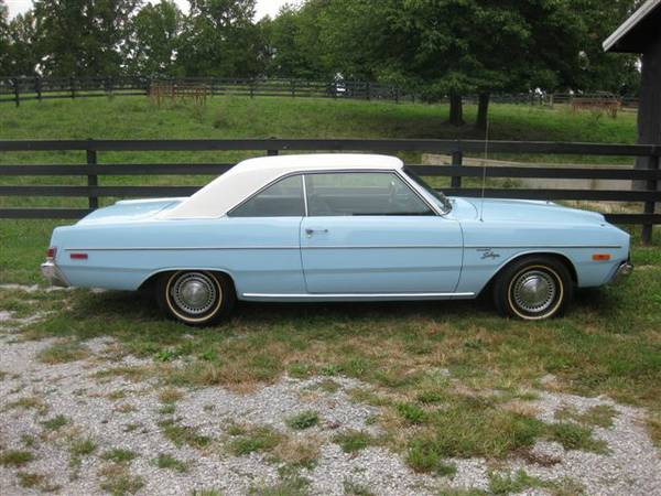1974 Dodge Dart Swinger 318 Automatic For Sale in Eastern ...