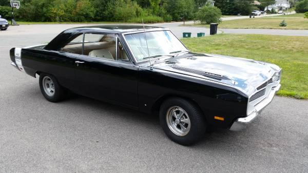 1969 Dodge Dart Swinger 2 Door Coupe 440 V8 For Sale In Brockton Ma
