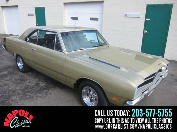 1969 Dodge Dart Swinger Coupe 340/275 V8 For Sale in ...