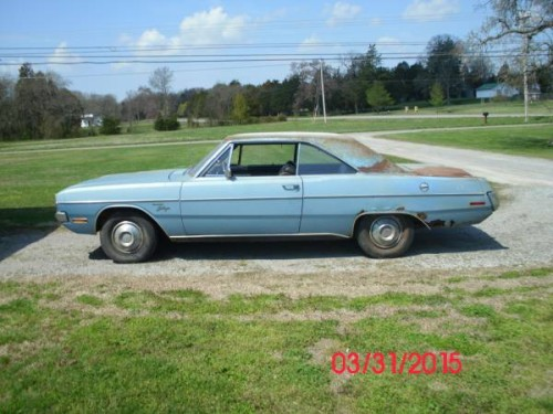 1971 Dodge Dart Swinger Coupe 6 cylinders Auto For Sale in ...