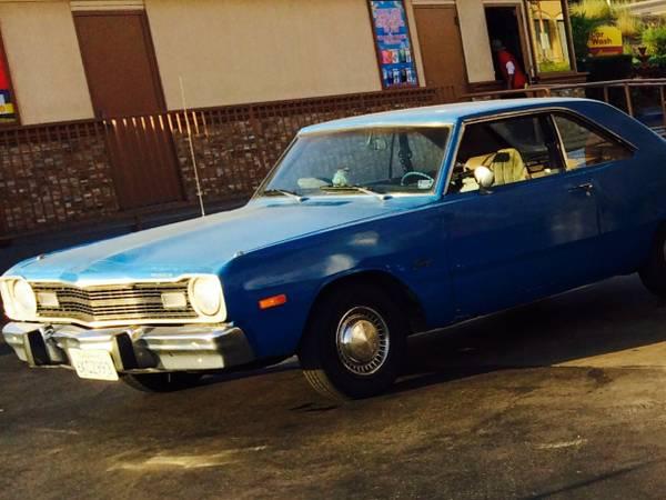 1974 Dodge Dart Swinger 2 Door Coupe V6 For Sale In Orange County Ca