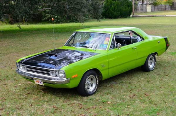 1972 Dodge Dart Swinger 2 Door Coupe 360 For Sale in ...