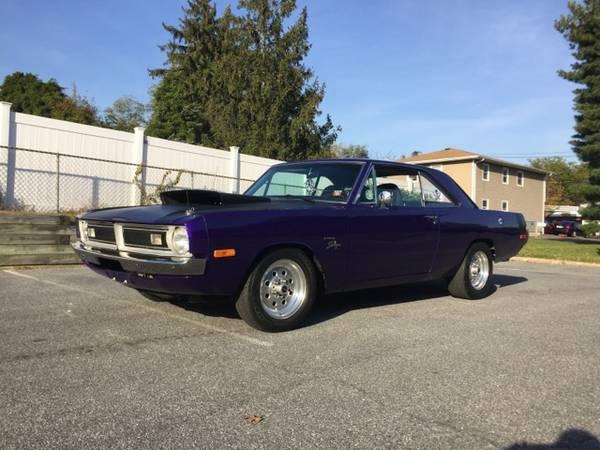 1972 Dodge Dart Swinger 340 V8 Auto For Sale In Long Island Ny