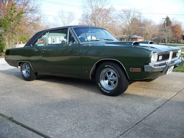 1970 Dodge Dart Swinger 2 Door Coupe 340 Cu.In For Sale in ...