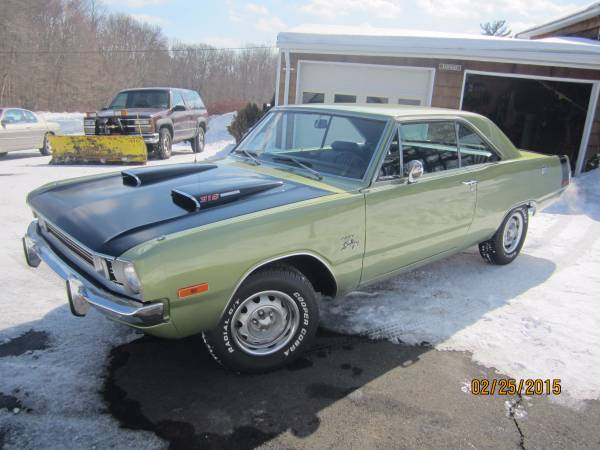 Dodge Dart Swinger For Sale in Connecticut - Craigslist Ads