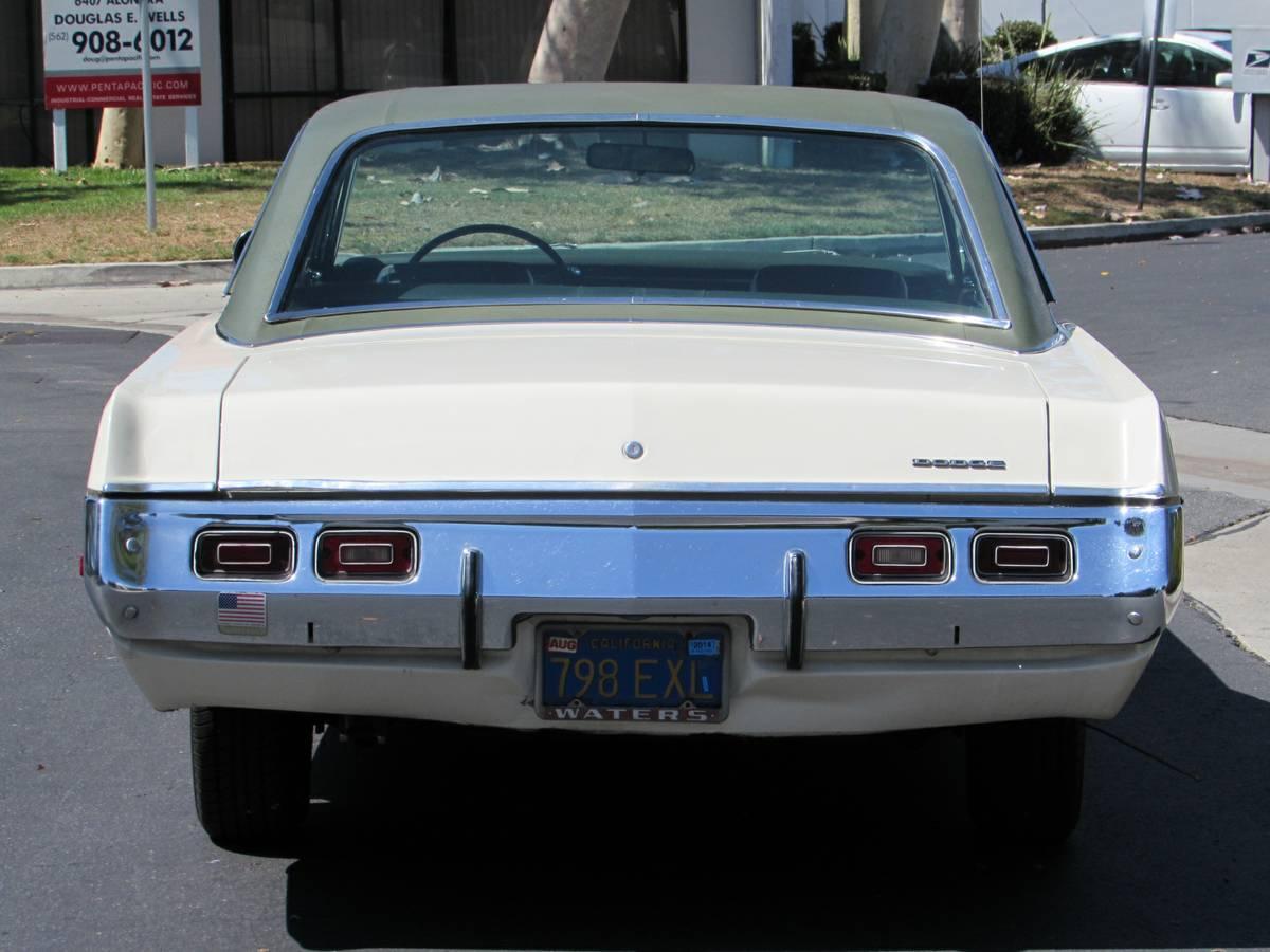 1972 Dodge Dart Swinger 2DR Coupe V8 Auto For Sale in Los ...