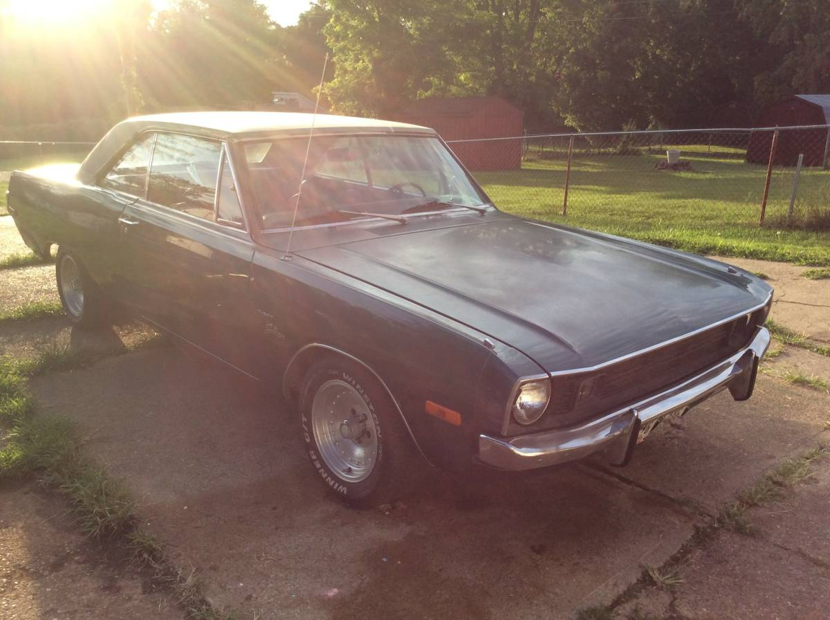 1972 Dodge Dart Swinger 318 V8 Auto For Sale in New ...