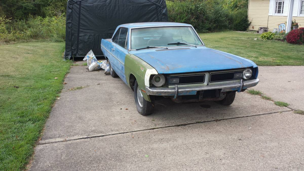 1971 Dodge Dart Swinger Slant 6 Automatic For Sale In Belle Vernon Pa