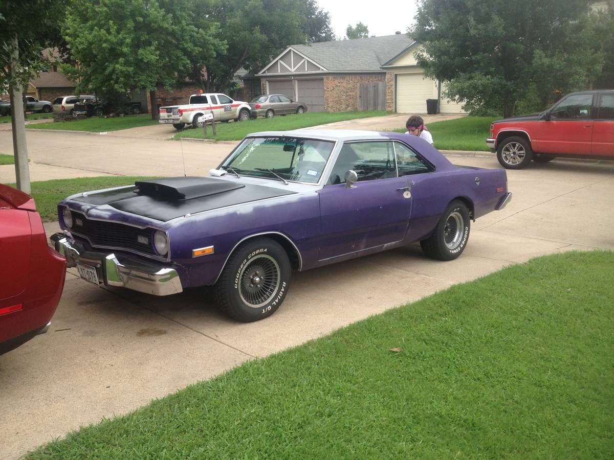 1974 Dodge Dart Swinger 318 Automatic For Sale in Grand ...