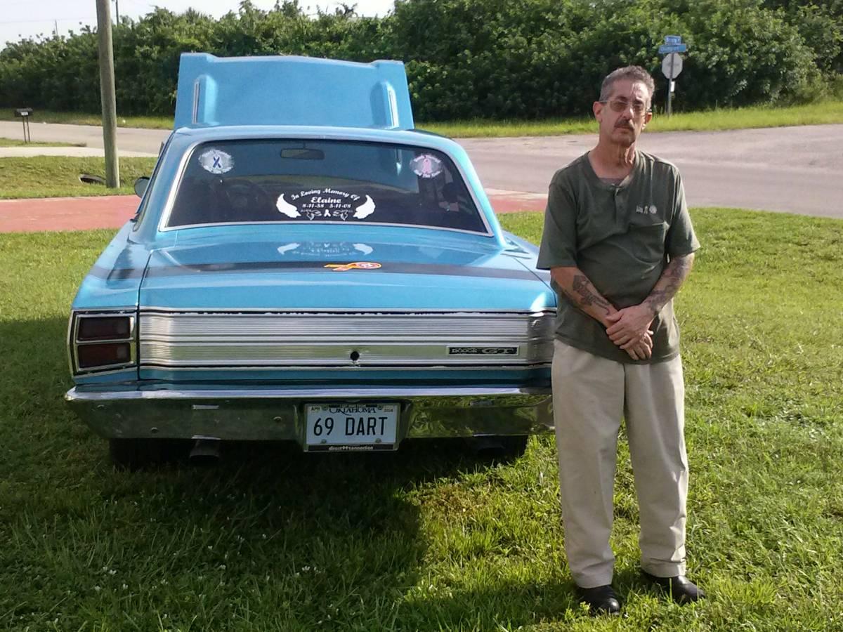 1969 Dodge Dart GT Swinger 4spd Man For Sale In Lehigh
