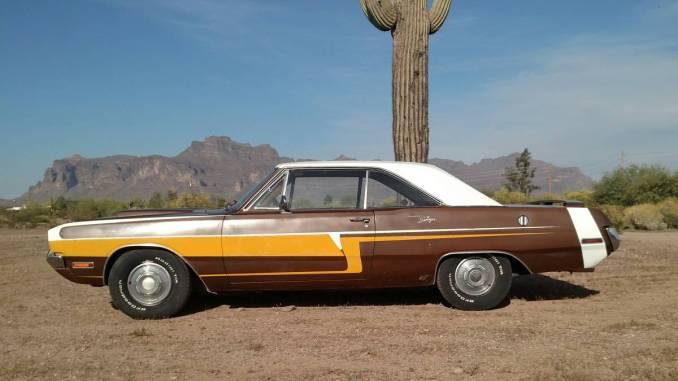 1970 Dodge Dart Swinger Coupe 318 Auto For Sale in Apache ...