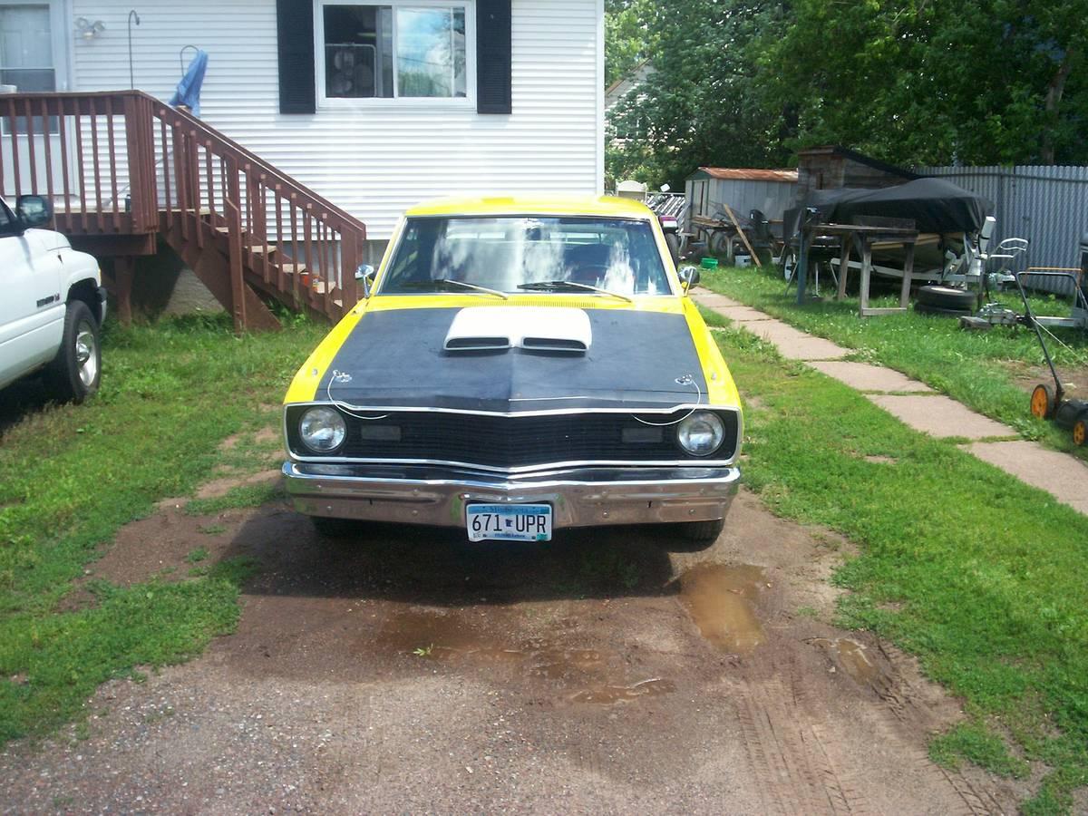 1974 Dodge Dart Swinger 318 904 For Sale in Duluth, MN
