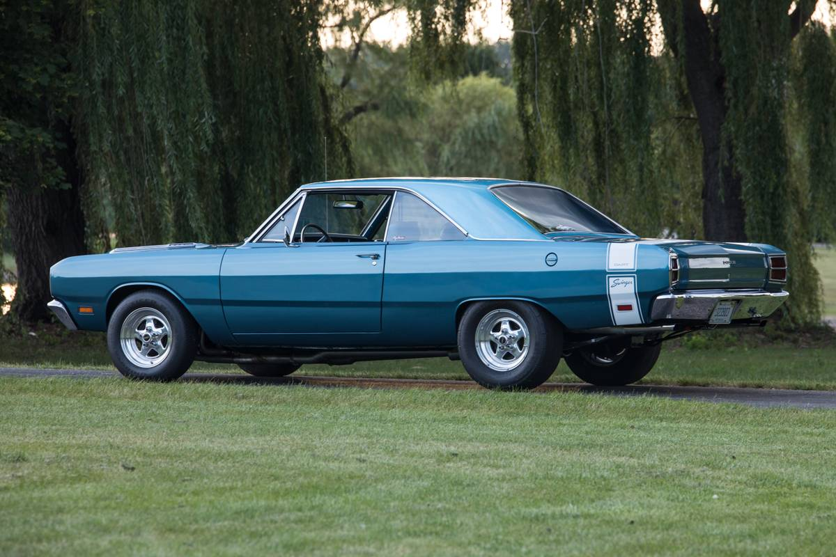 1969 Dodge Dart Swinger 360 Automatic For Sale in Spring ...