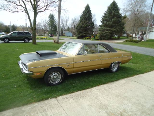 1971 Dodge Dart Swinger 383 727 Auto For Sale in ...