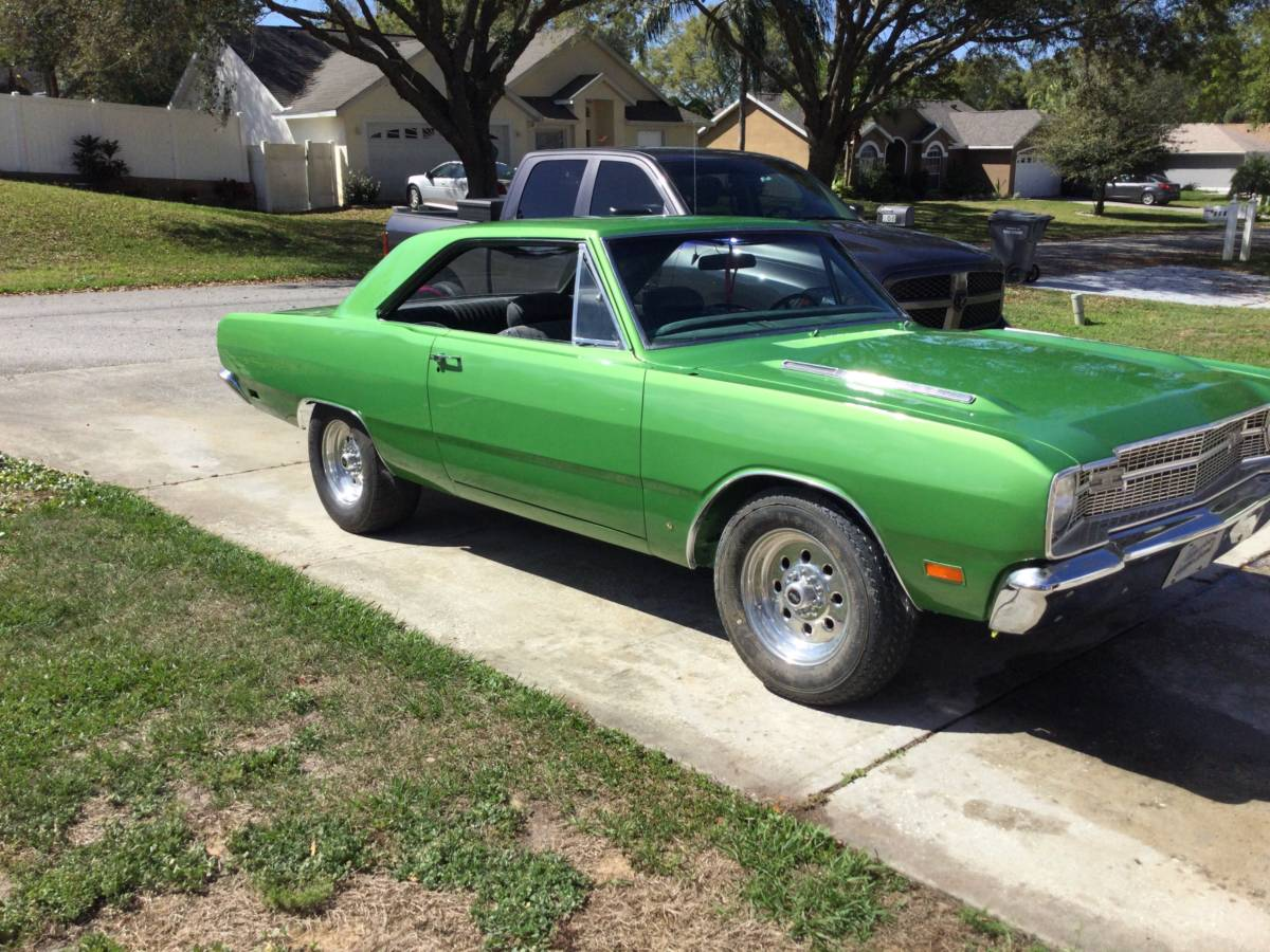 1969 Dodge Dart Swinger 340 V8 Automatic For Sale in ...