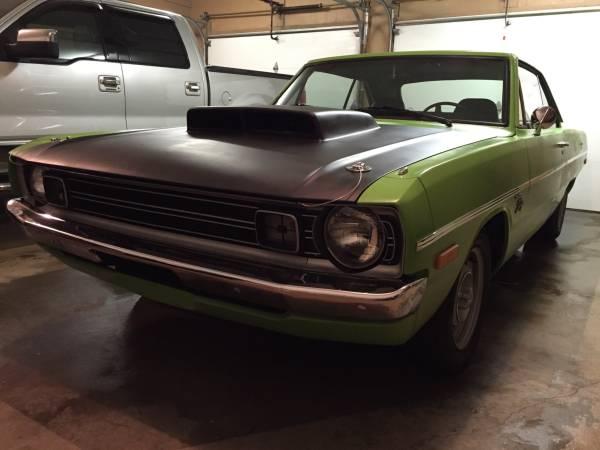 1972 Dodge Dart Swinger Southern Car For Sale In Grand
