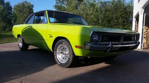 1971 Dodge Dart Swinger 225 slant 6 Automatic For Sale in ...