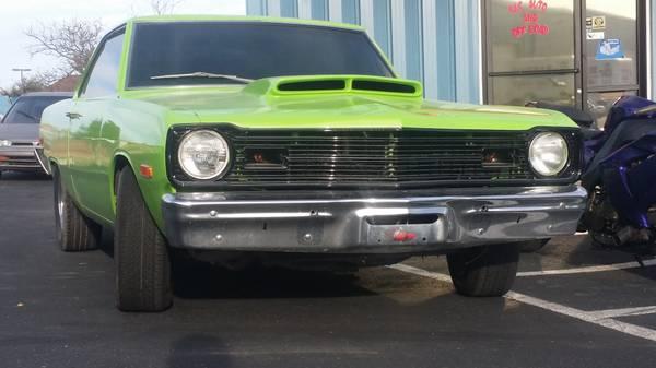 1974 Dodge Dart Swinger 416ci. 340 Auto For Sale in ...