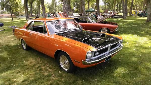 1971 Dodge Dart Swinger 360 cu in V8 Auto For Sale in ...