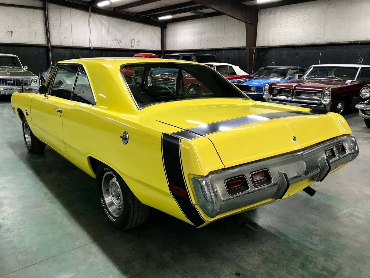 1972 Dodge Dart Swinger 4-Speed Manual For Sale in Sherman, TX