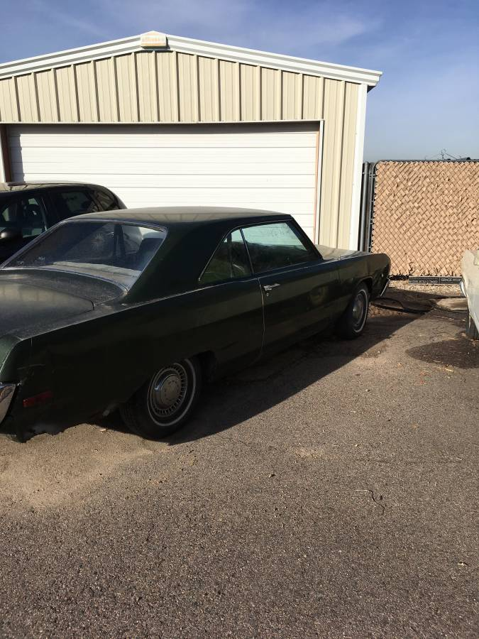 1973 Dodge Dart Swinger 6cyl Automatic For Sale in ...