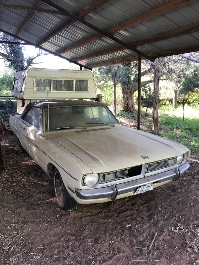 1970 Dodge Dart Swinger Slant 6 225 Auto For Sale in ...