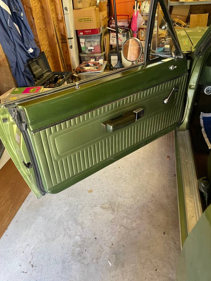 1971 Dodge Dart Swinger 340 Automatic For Sale in ...
