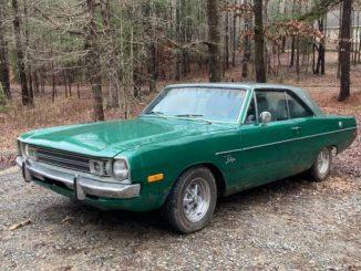 1972 gray ga